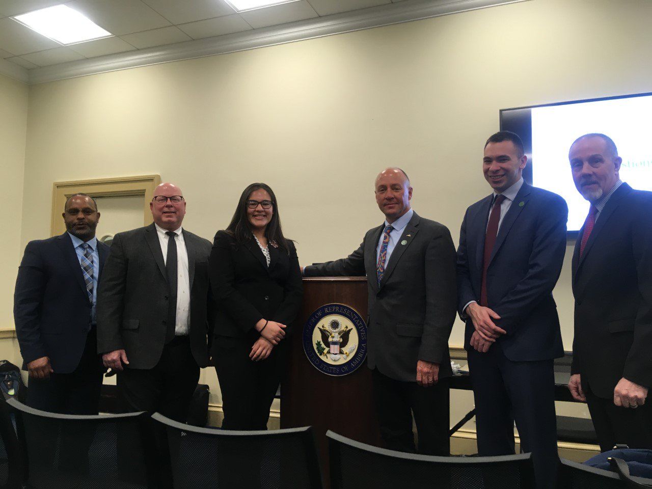 "Averted School Violence ""Near Miss"" Initiative Featured in Congressional Briefing"